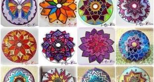 mandala nasıl yapılır ve nasıl çizilir?