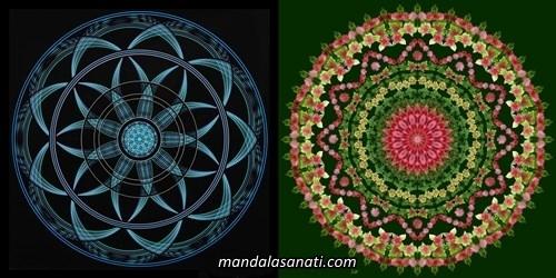 Mandala nedir örnekleri