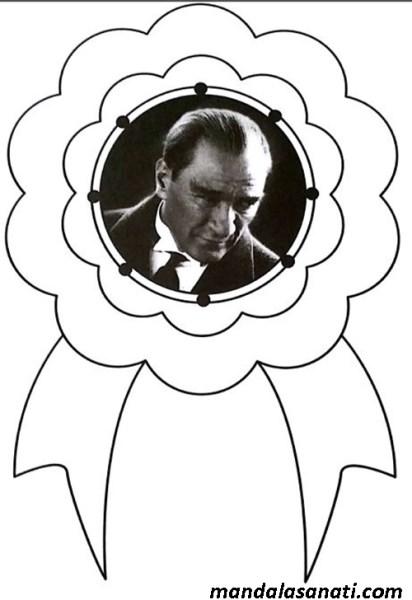 Atatürk köşesi hazırlama