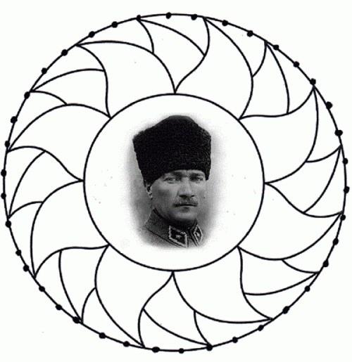 Mandala Ataturk Kosesi Ornekleri Cocuklarimizin Cizimleriyle