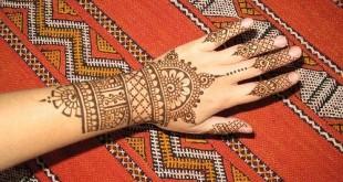 Hint kınası dövme desenleri mandala motifleri