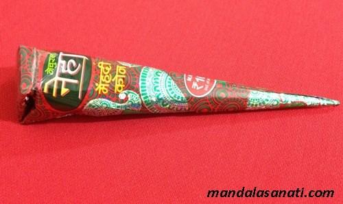 Hint kınası dövme kalemi