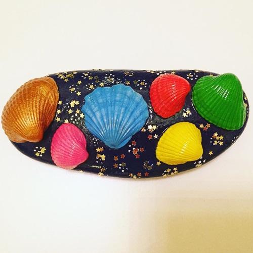 deniz kabuğu dekorasyon
