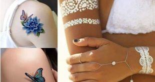 Geçici dövme nasıl yapılır?