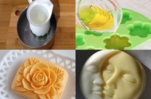 Evde sabun yapımı