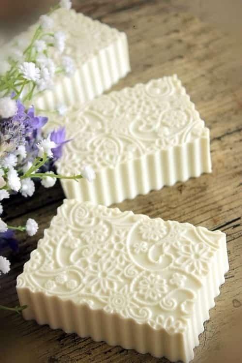 Butik dekoratif sabun yapımı