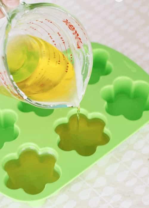 Evde dekoratif sabun nasıl yapılır?