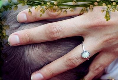 Anne sütünden mücevher