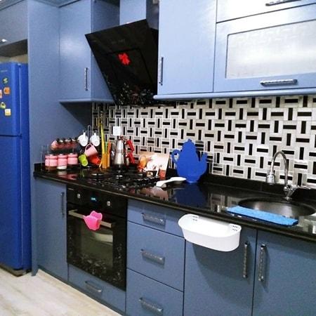 Eski mutfak dolabı nasıl yenilenir?