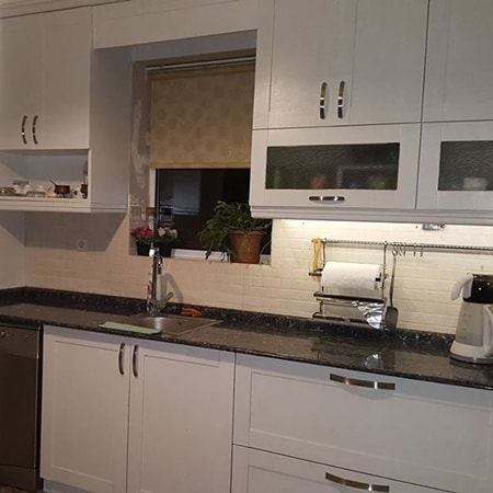 Eski mutfak dolapları nasıl boyanır?