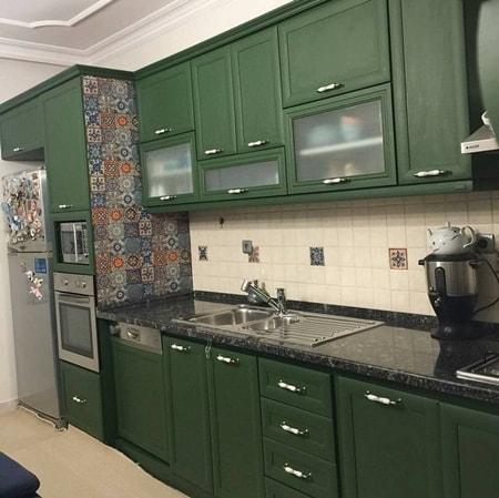 Mutfak dolabı boyama malzemeleri