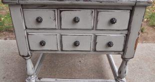 Ahşap mobilya eskitme nasıl yapılır?