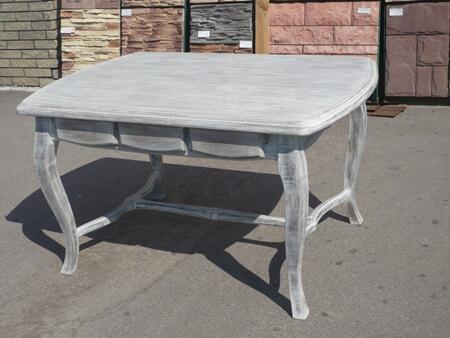 Beyaz eskitme masa