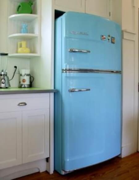 Beyaz buzdolabı boyanır mı?