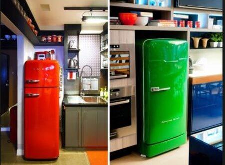 Buzdolabı boyama nasıl yapılır?