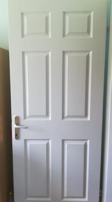 Ahşap kapıyı beyaza boyama yöntemleri