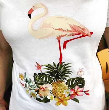 Ütü işe tişört baskı örnekleri