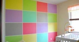 Bebek odası duvar boyası renk kartelası