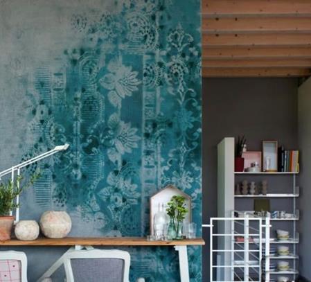 Duvar süsleme dekorasyon