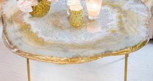 Epoksi reçine ile ahşap masa sehpa yapımı nasıldır?