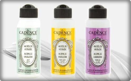 Cadence su bazlı vernik nasıl kullanılır?