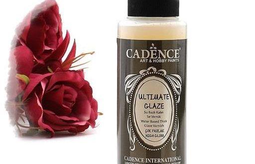 Cadence ultimate glaze sır vernik