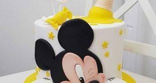 Şeker hamurlu pasta yapımı